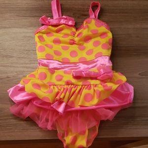 Girls dance leotard/costume